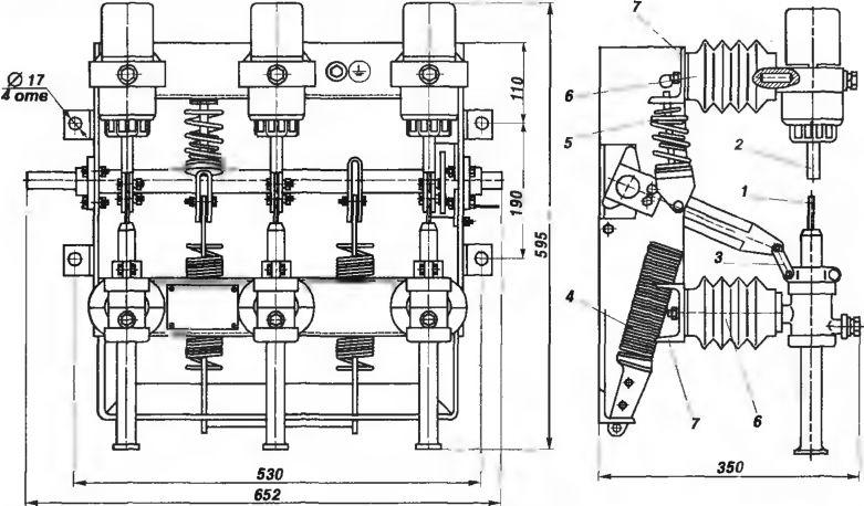 Выключатель нагрузки: назначение, устройство, особенности выбора и монтажа