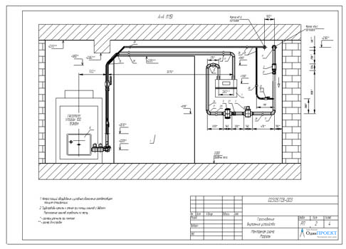 Проектирование газопроводов в москве - проектирование газопроводов высокого, среднего и низкого давления