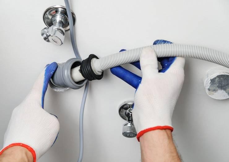 Как установить стиральную машину: пошаговая инструкция по установке своими руками — ivd.ru