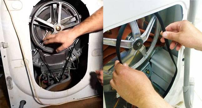 Не крутится барабан в стиральной машине: причины и устранение неисправности