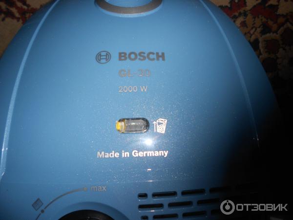 Обзор пылесоса bosch gl 30 технические характеристики сравнение с конкурентами