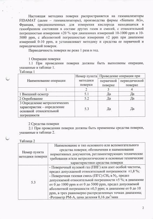 Гост р 8.924-2016 государственная система обеспечения единства измерений. газоанализаторы озона. методика поверки