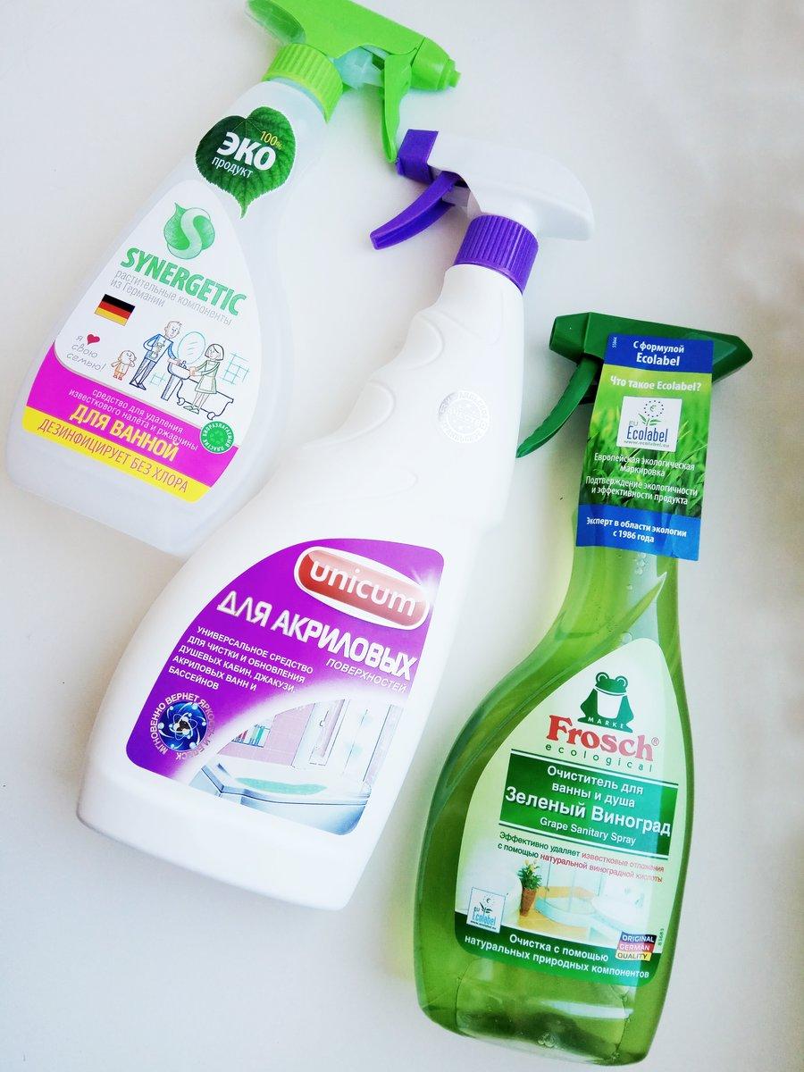 Чем мыть акриловую ванну в домашних условиях?