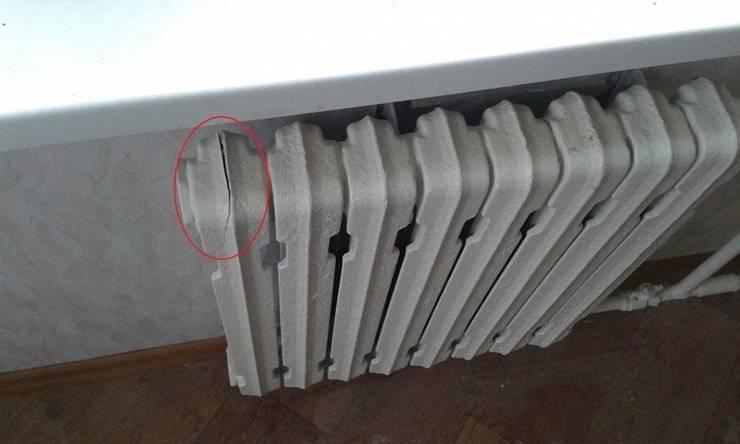 Отопление дали, а батареи остались холодными: что нужно делать