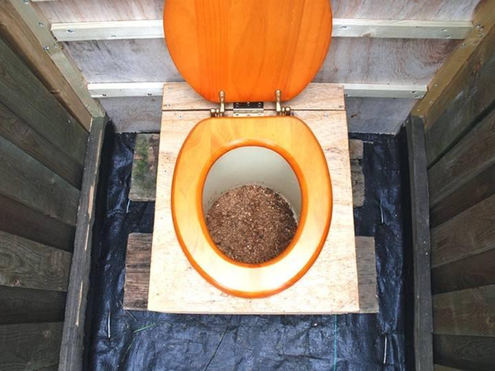 Как построить туалет на даче правильно: строительство дачного туалета своими руками, постройка деревенского садового туалета, устройство уличного временного туалета