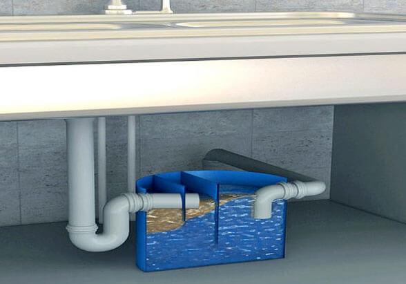 Спасательная миссия: изготавливаем жироуловитель для канализации