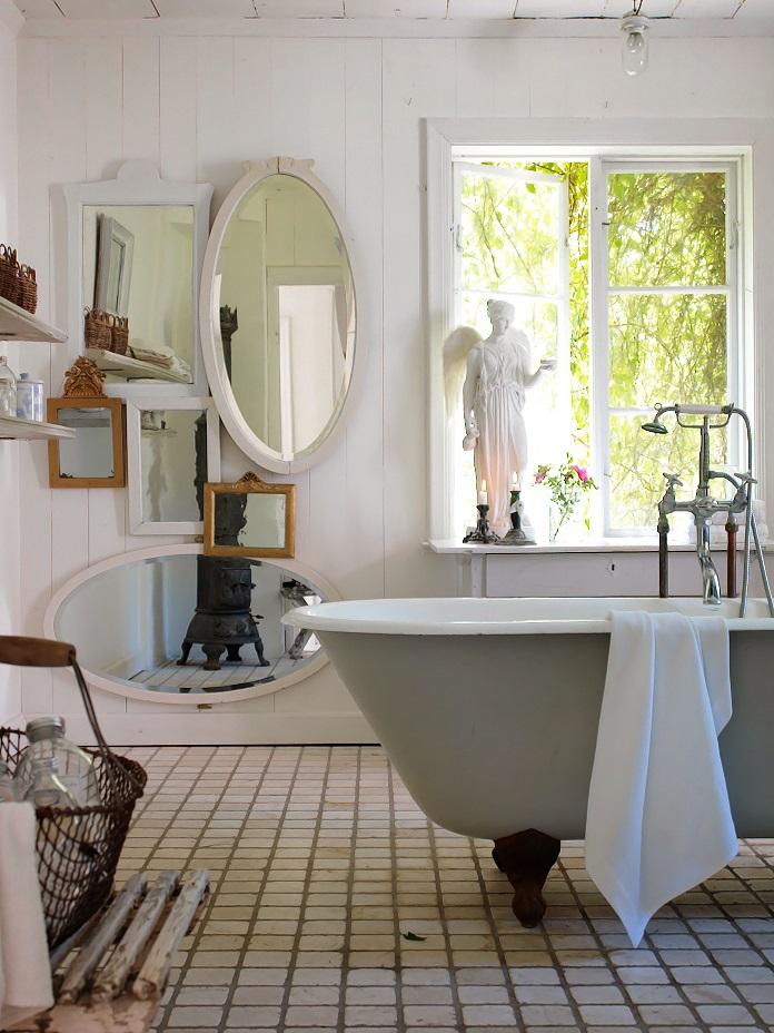 11 бюджетных способов преобразить ванную за выходные