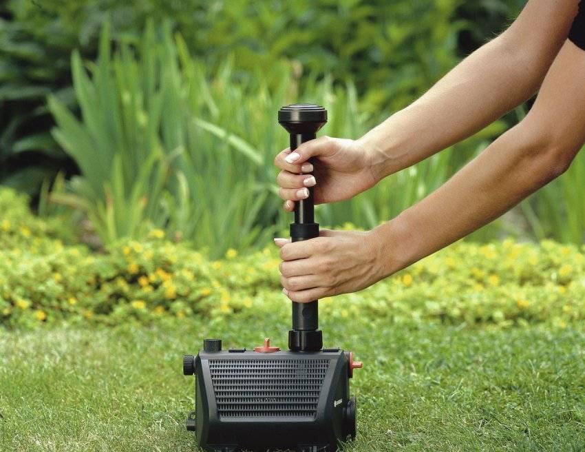 Как правильно подобрать производительность насоса и оборудование для различных видов фонтанов на даче