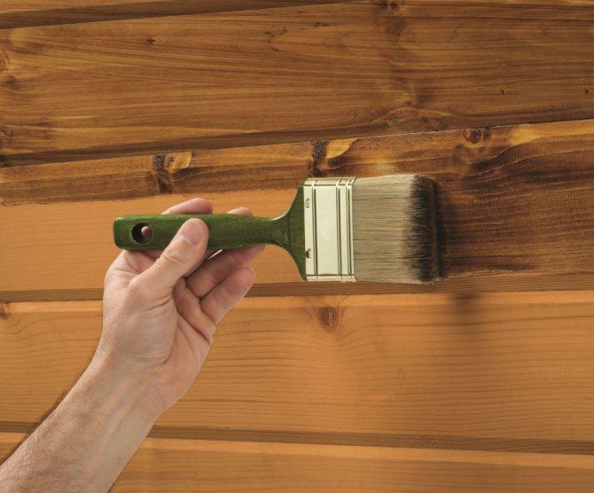 Как удалить плесень с деревянных поверхностей?
