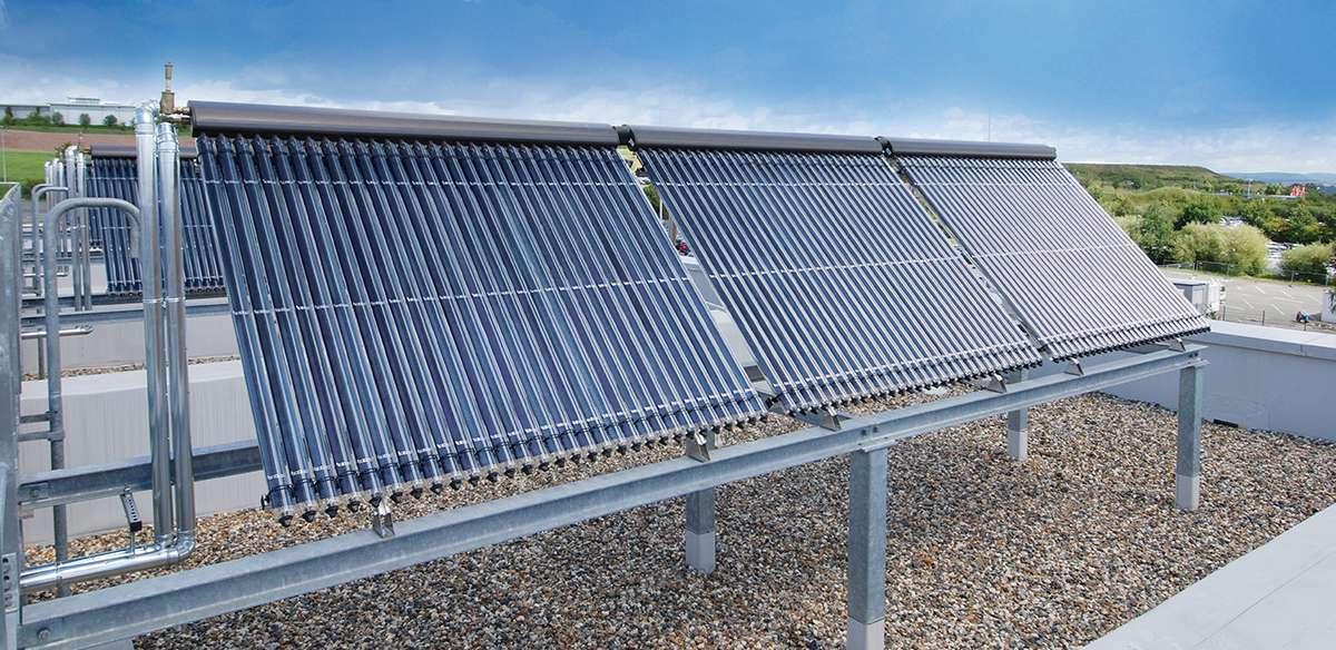 Вакуумные трубки для солнечного коллектора своими руками, пошагово