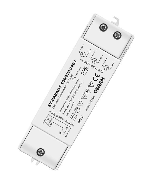 Трансформатор для галогенных ламп – электронный, тороидальный