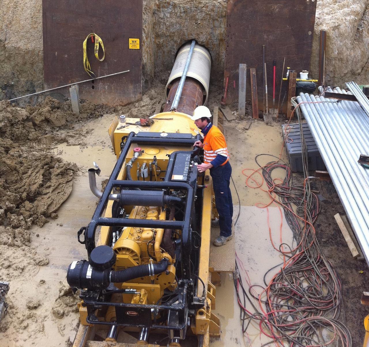 Прокладка трубопровода: методы и технологии