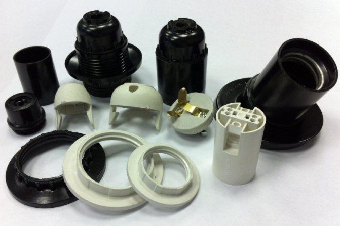Электрический патрон виды, устройство, подключение и ремонт