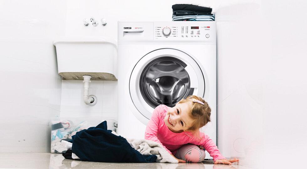 Рейтинг 5 лучших стиральных машин атлант по качеству и надежности