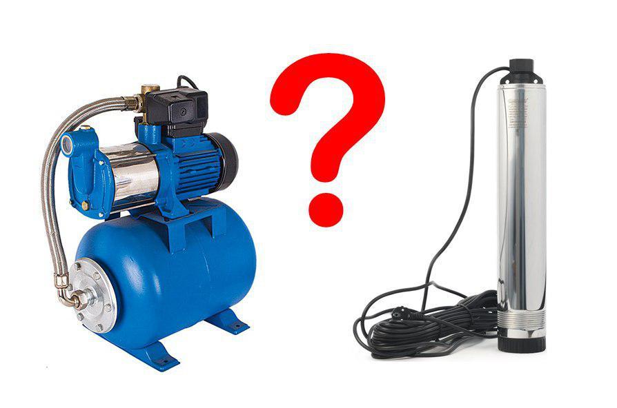 Как выбрать насос для скважины: классификация и параметры оборудования