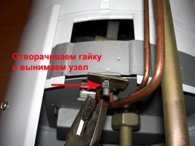 Как проверить и заменить термопару для газовой плиты