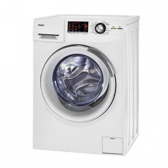 Стоит ли покупать стиральную машину фирму haier: выбор лучшей модели по отзывам