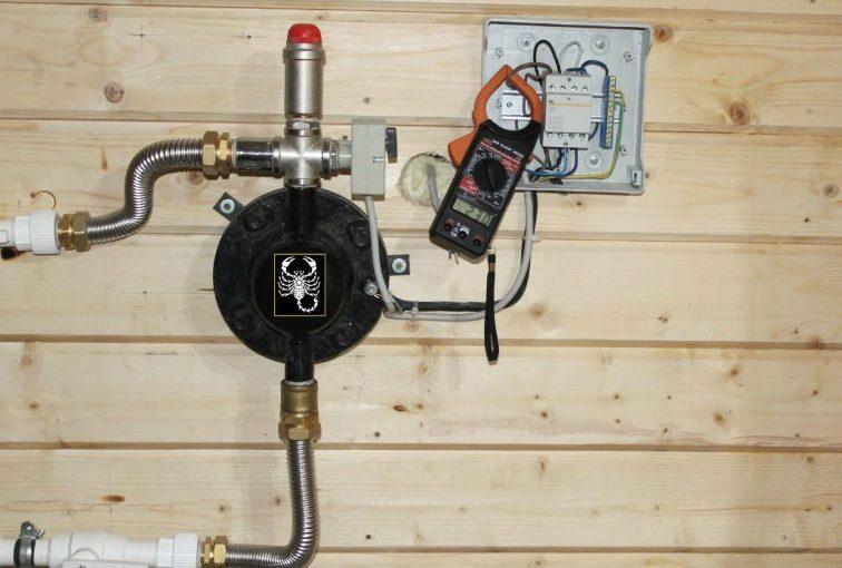 Устройство электрокотла скорпион — отопление частного дома