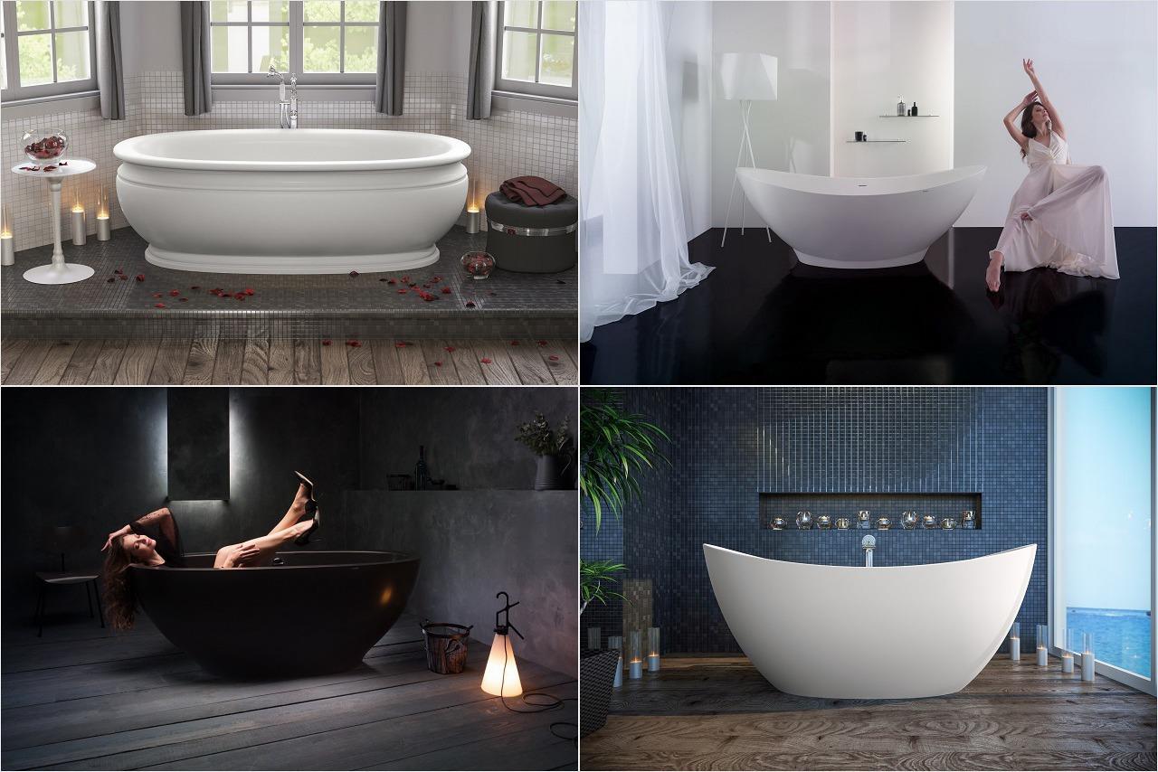 Какая ванна лучше: выбираем вариант для квартиры
