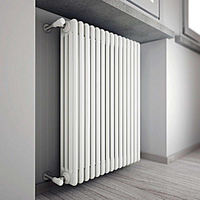 Типы стальных радиаторов отопления (тип 11, 22, 33 и тд.)