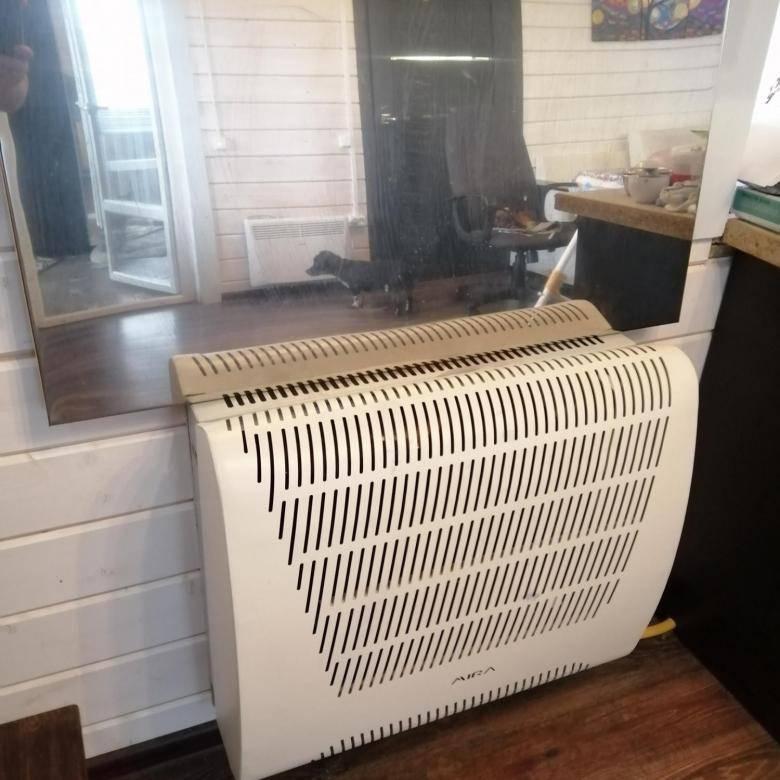 Газовый конвектор для дома, дачи, гаража, теплицы