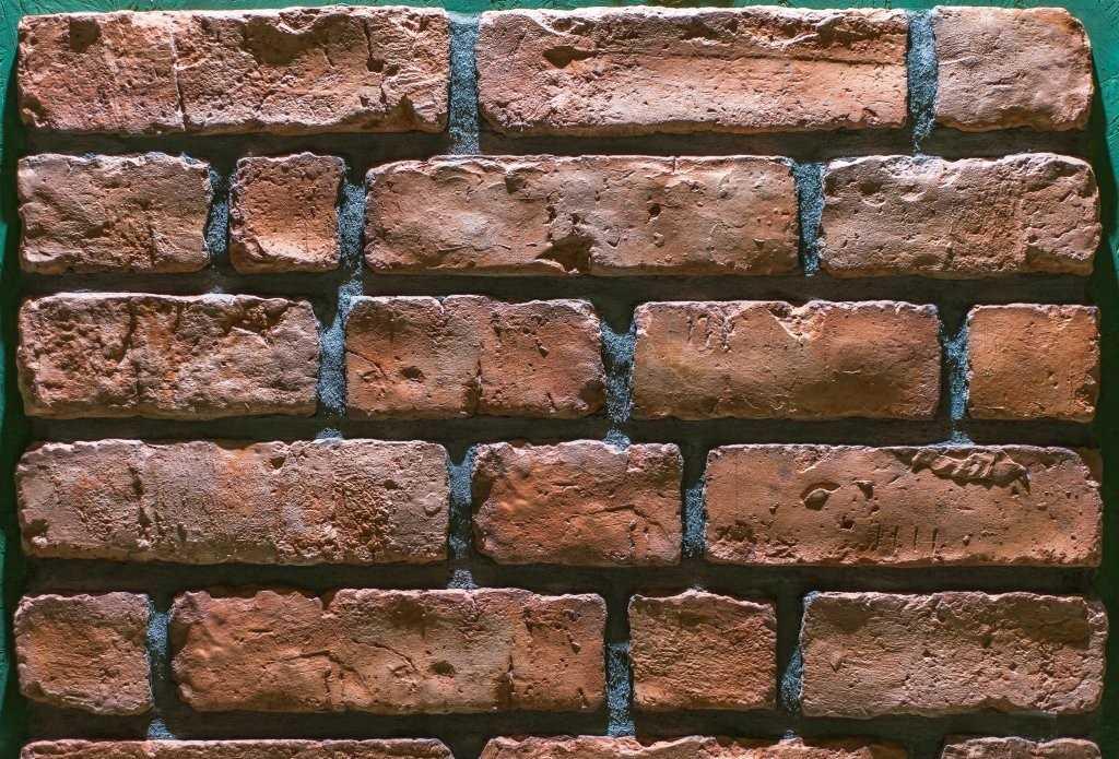 «кирпичная» стена из штукатурки своими руками: имитация кладки кирпича, как сделать кирпичики из гипсовой смеси