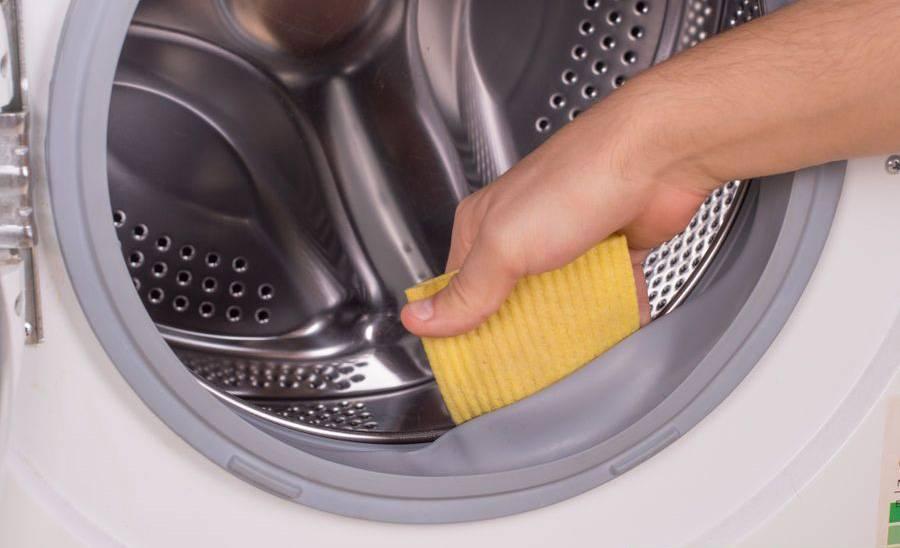 Как почистить стиральную машину автомат от грязи внутри: способы и средства для чистки машинки