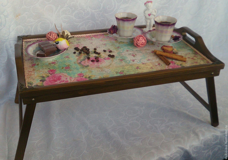 Столик для завтрака - 112 фото удобных и практичных вариантов
