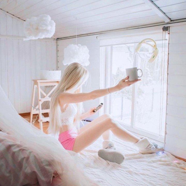 Где живёт Настя Кош из «Лайка»: ангельский дом популярного блогера
