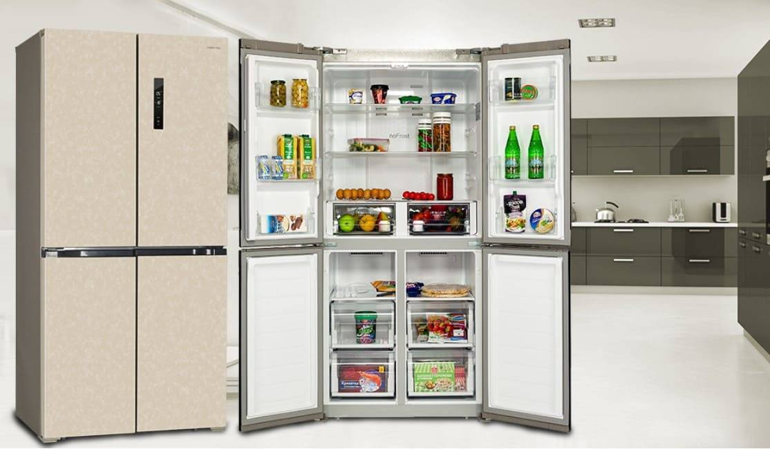 Выбираем холодильник side-by-side: независимый топ-5