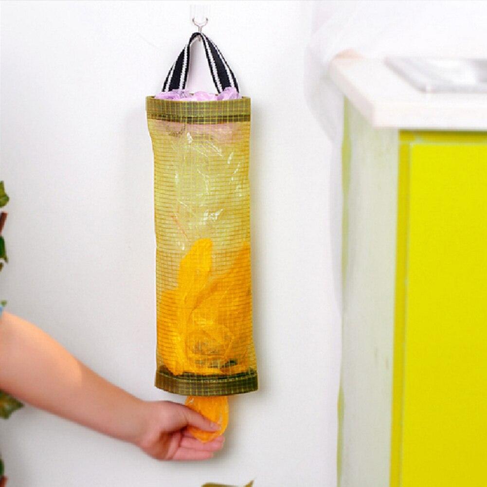 Оригинальные идеи, как хранить пакеты на кухне
