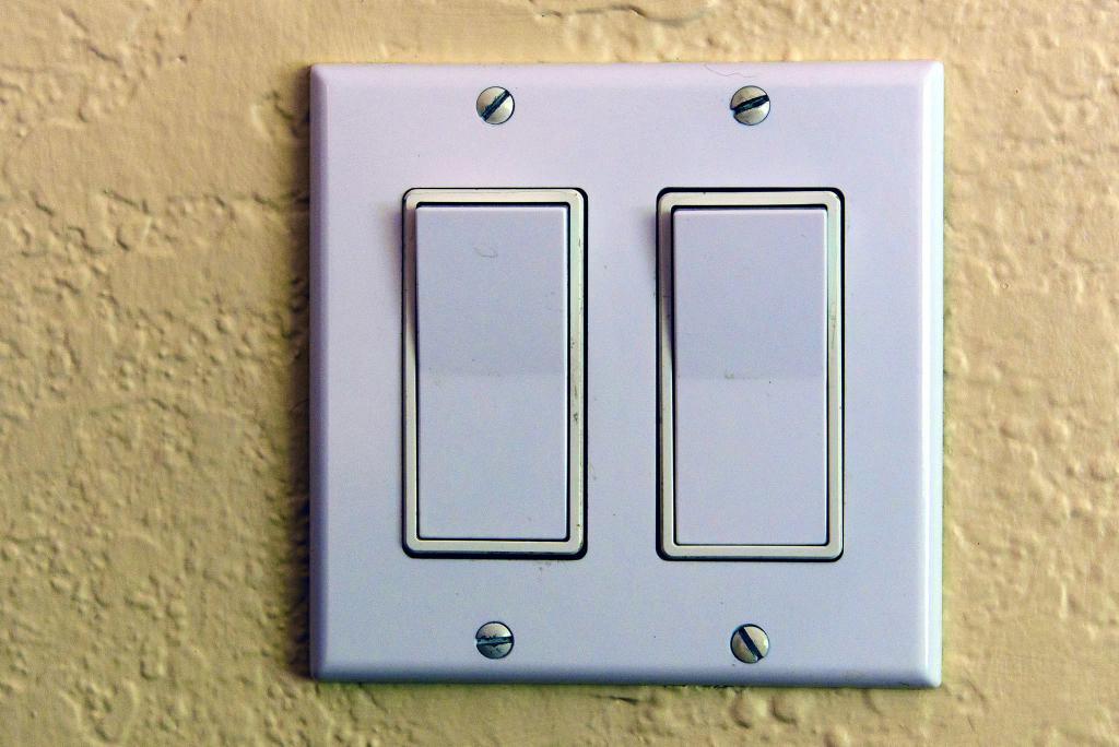 Виды выключателей: основные типы и характеристики
