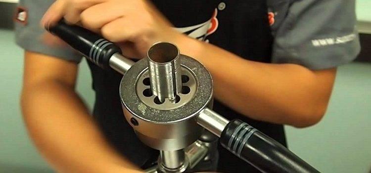 Как нарезать резьбу на трубе