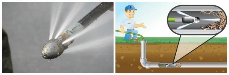 Засор в пластиковой трубе: инструкция по прочистке своими руками, варианты очистки