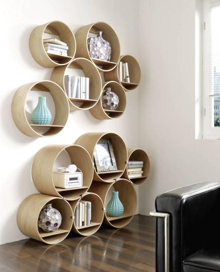 Полки на стену своими руками: делаем полку на стену с пошаговой инструкцией
