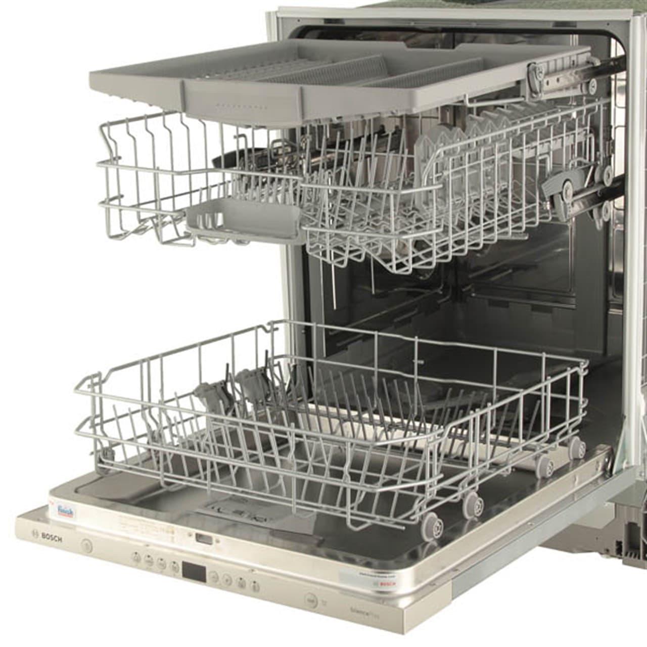 Встраиваемые посудомоечные машины bosch (бош) 60 см: топ лучших моделей на рынке