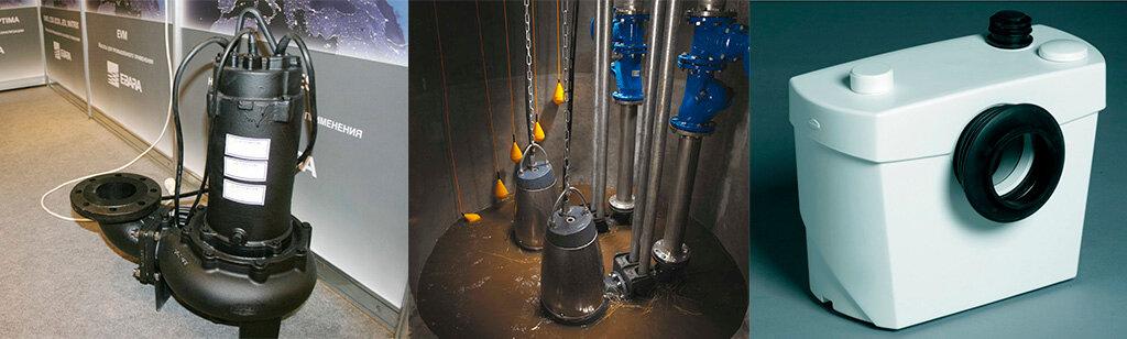 Фекальный насос: конструкция и установка в выгребную яму