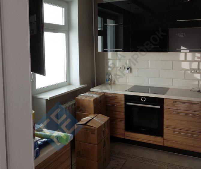 Перенос кухни в жилую комнату или в коридор: согласование 2020