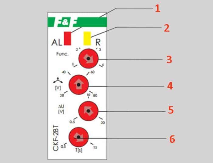 Как подключить реле промежуточное?