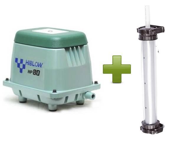 Как выбрать компрессор для септика - критерии выбора компрессора к различным септикам