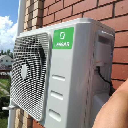 Обзор сплит-системы Lessar LS-H09KPA2: «девятка», адаптированная под суровые зимы