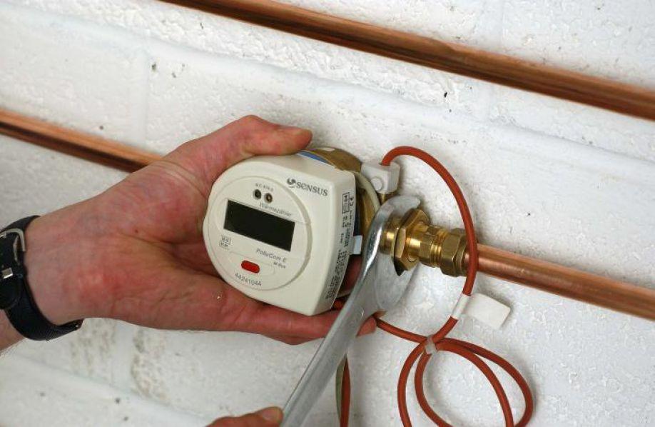 Расчет №4-1 размер платы за отопление в многоквартирном доме, оборудованном одпу и ипу не во всех помещениях, оплата в течение года