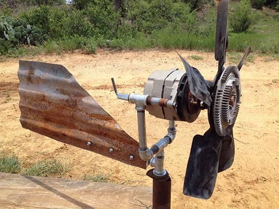 Как сделать ветрогенератор своими руками: устройство, принцип работы + лучшие самоделки