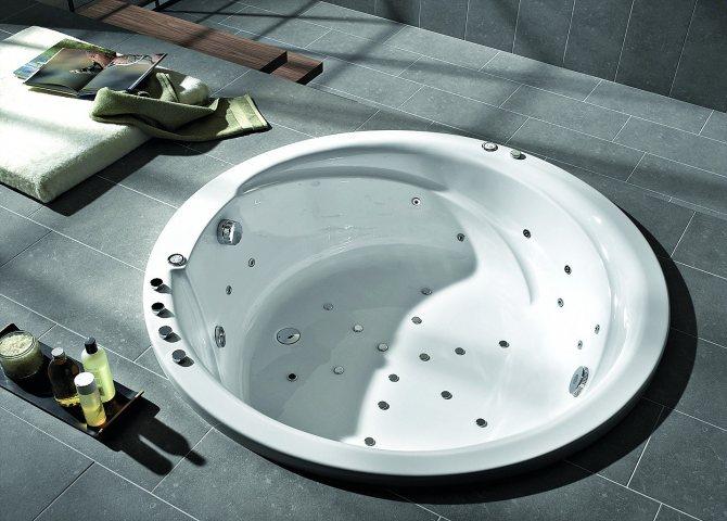 Самостоятельная установка гидромассажа в ванну