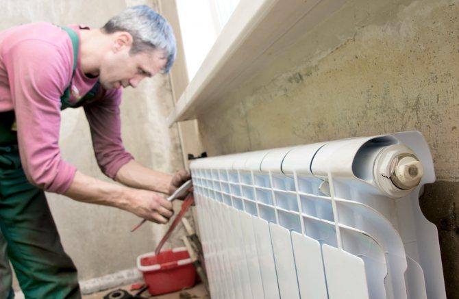 Капитальный ремонт отопления в многоквартирном доме