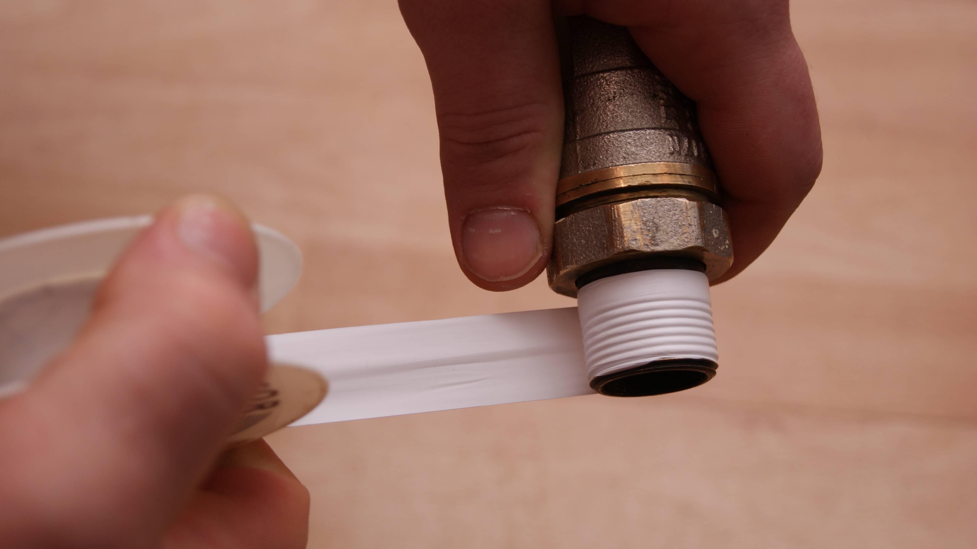 Герметизация резьбовых соединений труб | грейпей