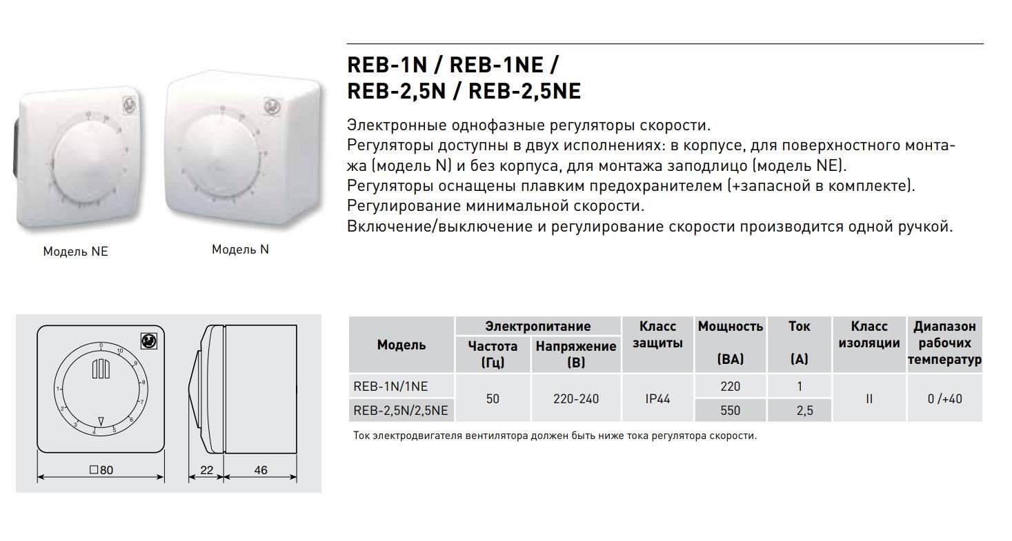 Регулятор скорости вращения вентилятора на 220 в: схемы и принцип работы
