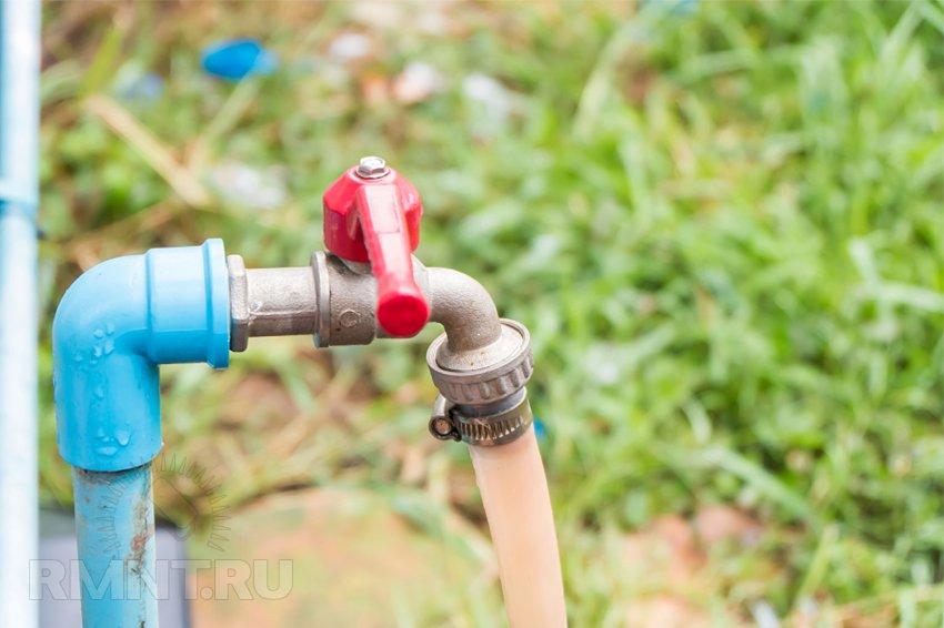 Поливальный водопровод на даче своими руками: видео, устройство садовой системы для полива огорода на участке