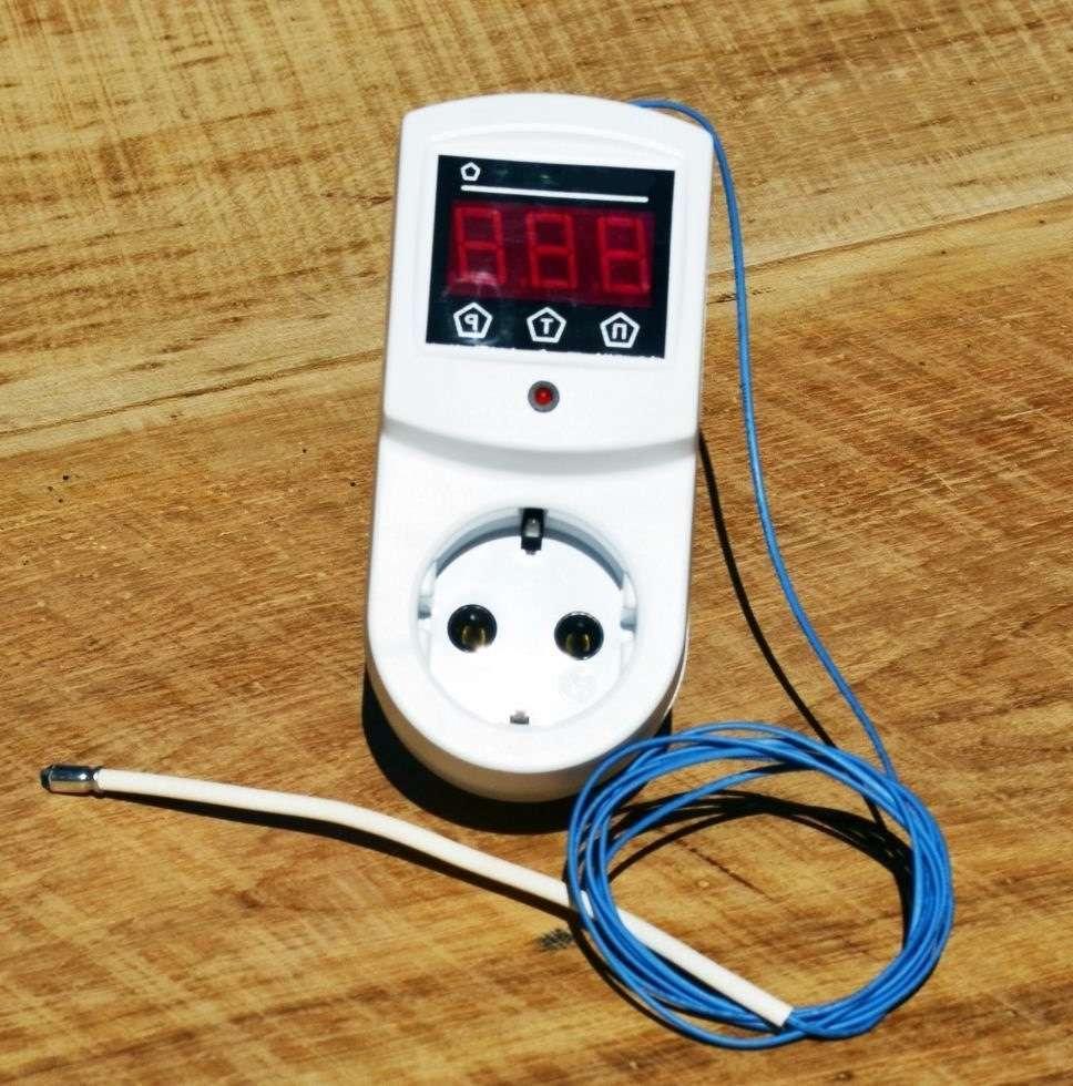 Автоматическая температура отопления.  комфорт и экономия тепла.
