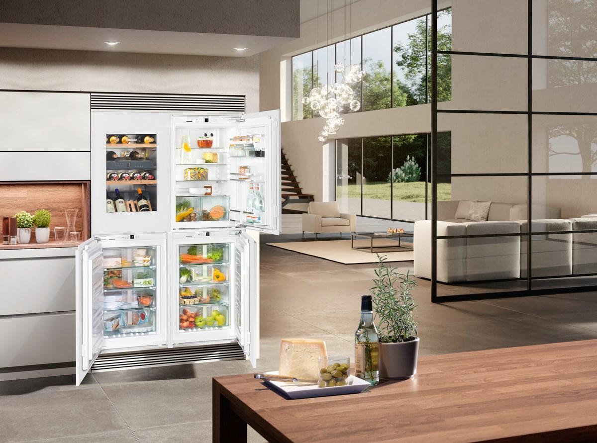 5 лучших холодильников side by side